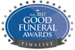 Good Funeral Guide - 2017 Award Nominee